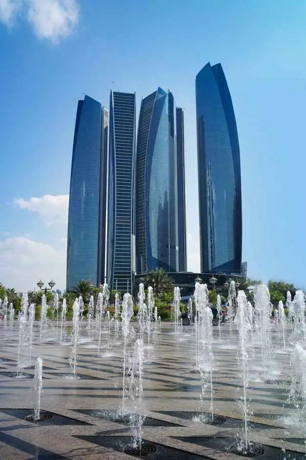 Abu Dhabi Ministry Interior