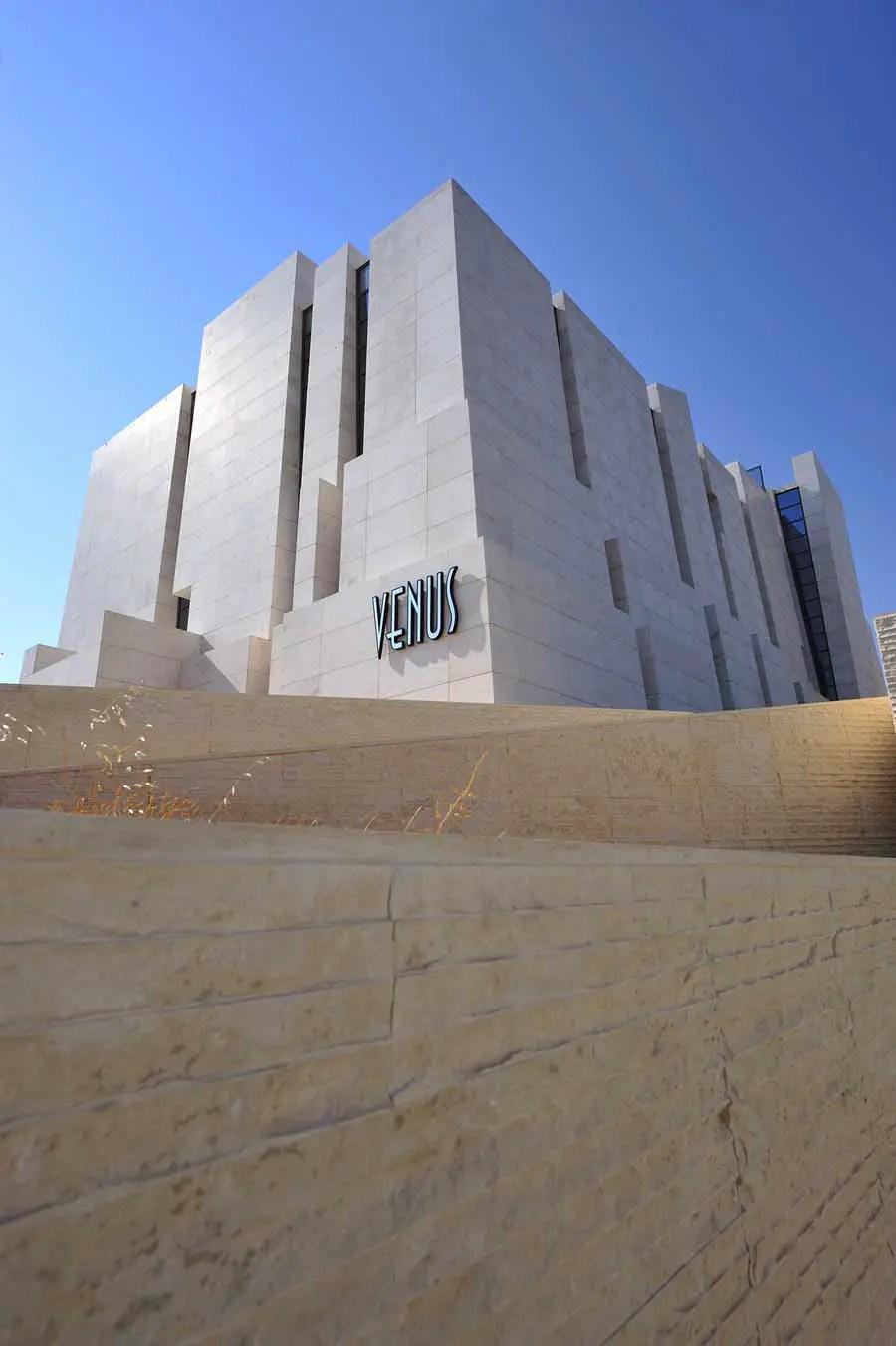 Marble Company Headquarters Attica Building Greece E