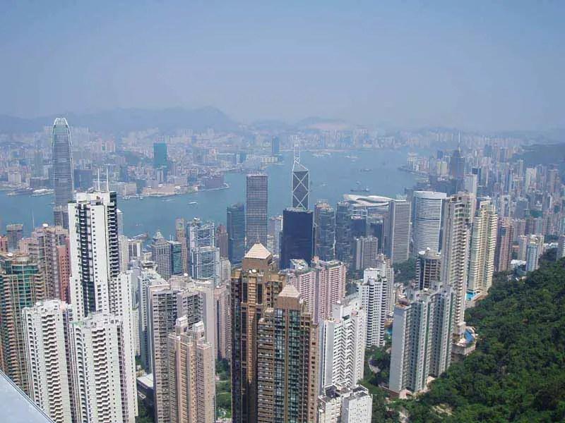 Hong Kong Skyscrapers Photos Tall Hk Buildings Hong Kong