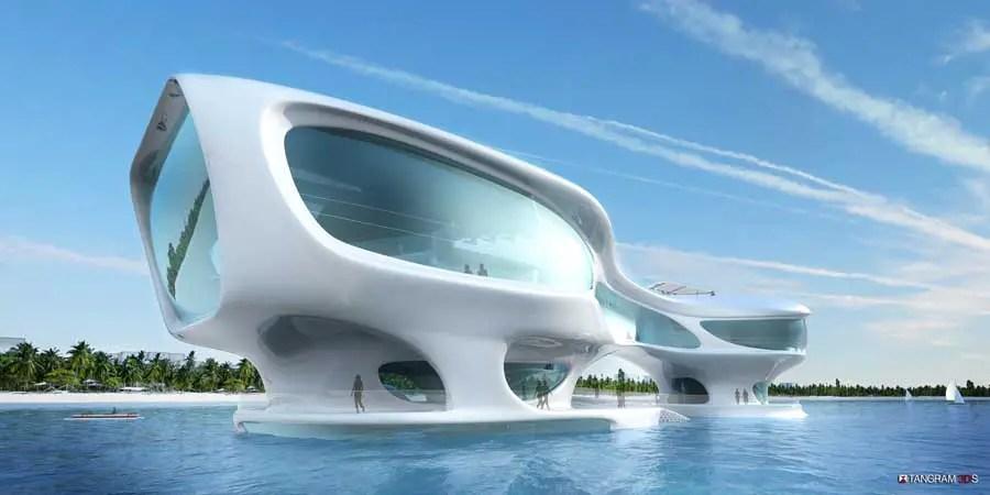 Marine Research Center Bali, Indonesia Building - e-architect