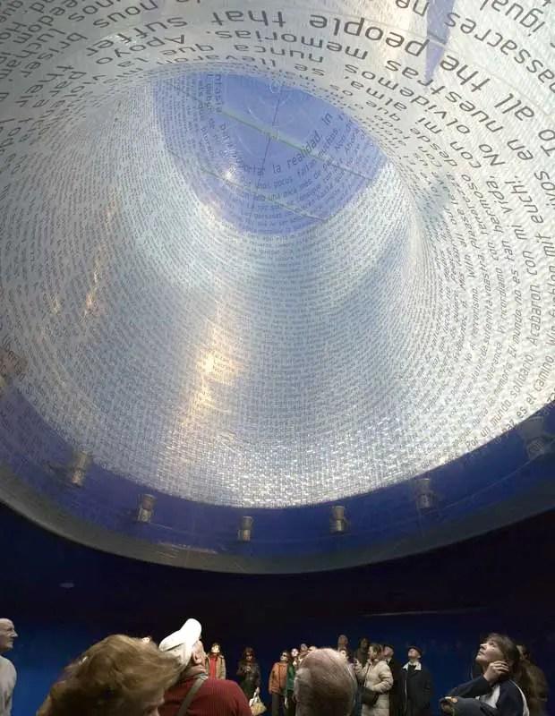 Atocha Monument Madrid 11 March Memorial E Architect