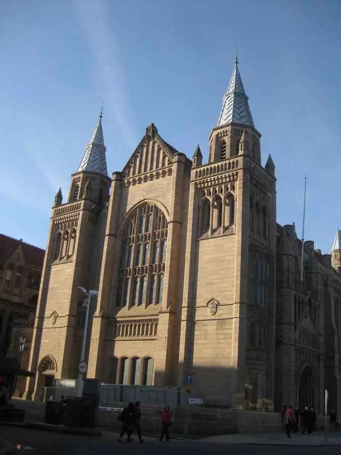 Manchester University Buildings Architecture E Architect