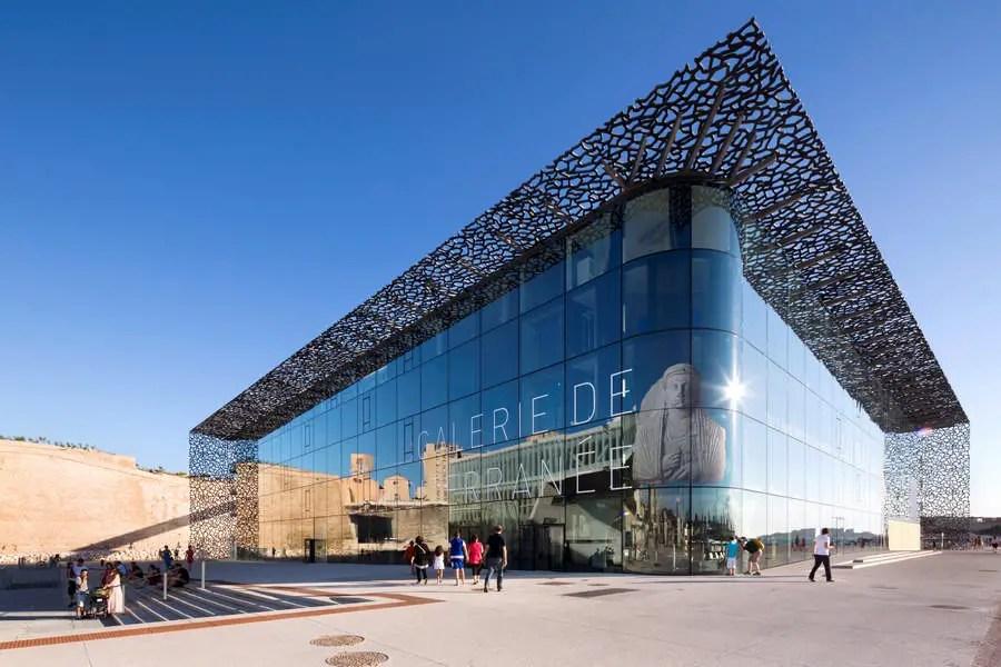 Mucem Marseille France E Architect