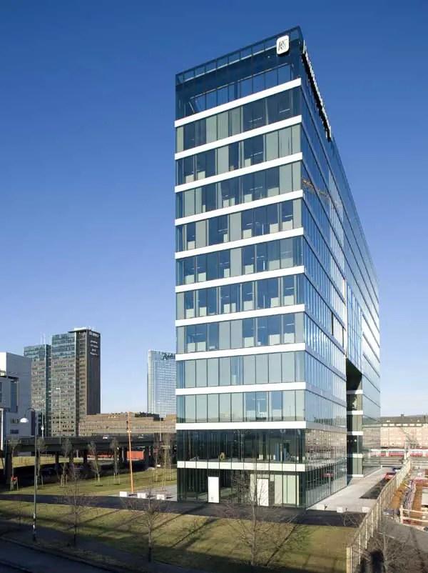 Barcode Oslo Pwc Building Development E Architect