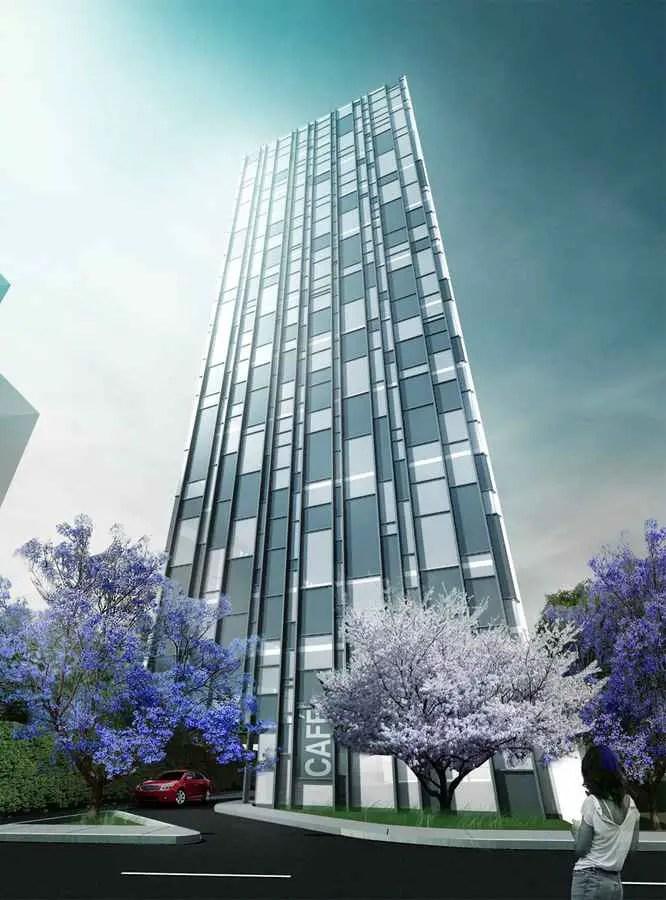 Sky Condos Lima Peruvian Housing E Architect