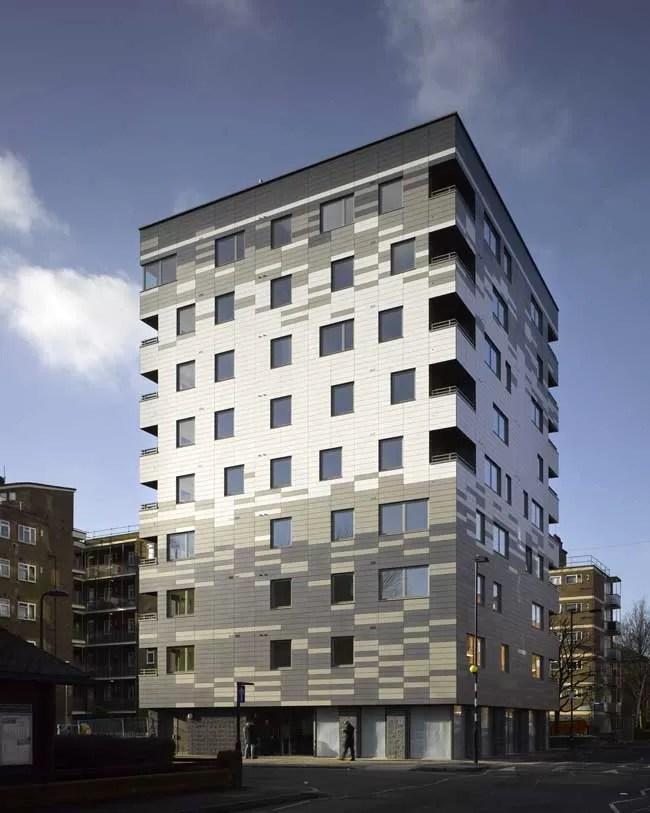 Stadthaus Murray Grove Housing E Architect