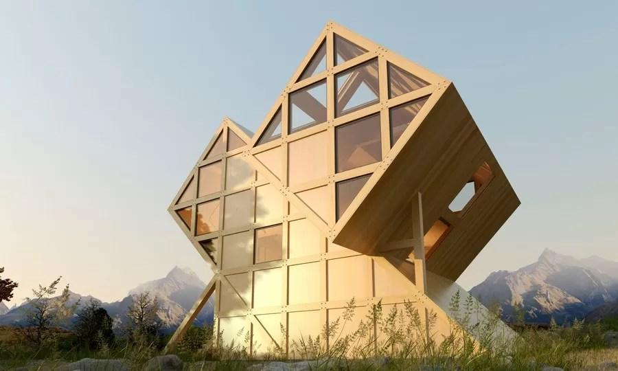 Valley House Kiev Ukraine E Architect