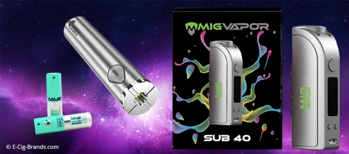 Types E Cig Atomizers