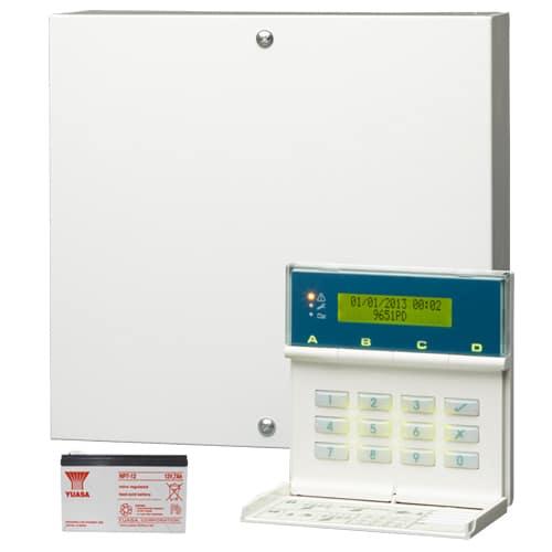 Burglar Alarm Systems Camera