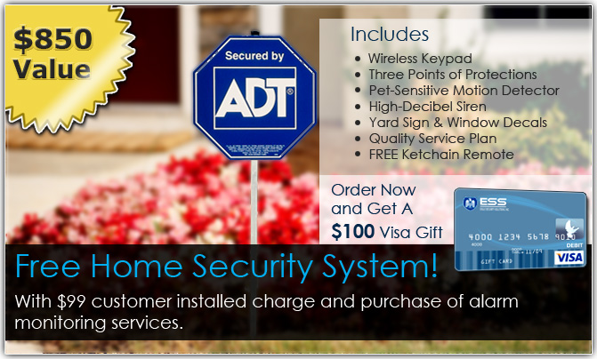 Adt Special Promotions Department