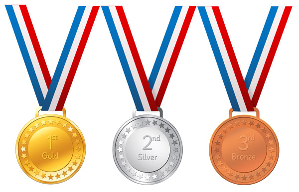 Early Learning Resources Gold, Silver & Bronze Medal ...