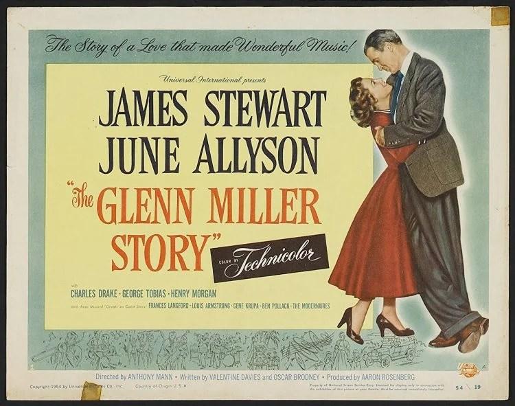 Glenn Miller Story Poster