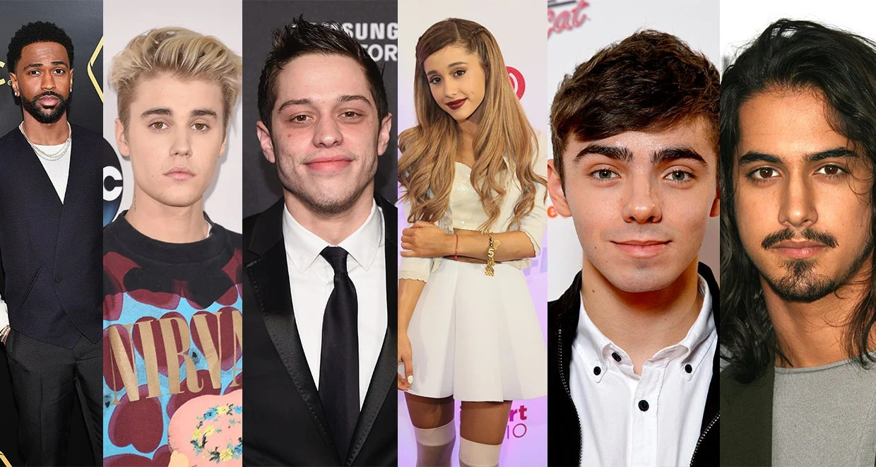 Ariana Grande's Dating History: Relationship History, List ...
