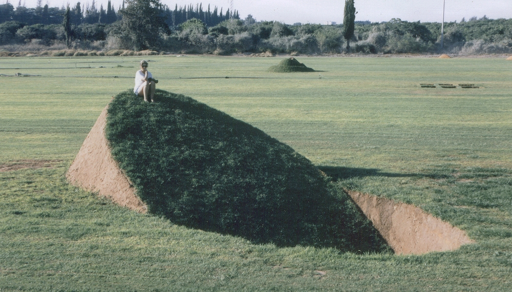 Land Art By Tanya Preminger Will Make You Lose Your