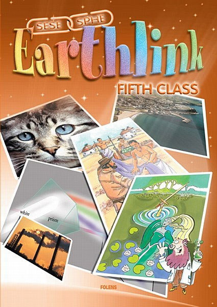 Earthlink Textbook 5th Class Sese Sphe Fifth Class
