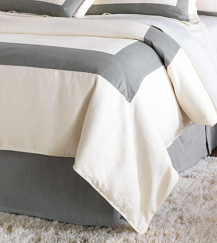 Down Alternative Comforters Slate Blue