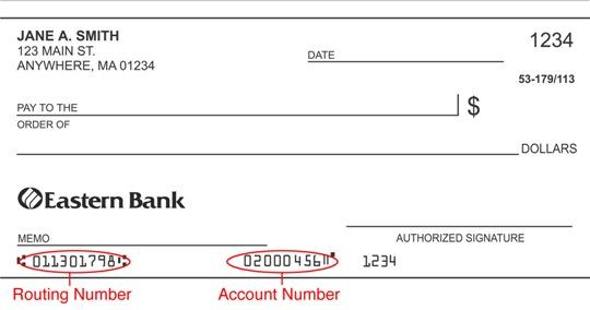 Eastern Bank Personal Loan