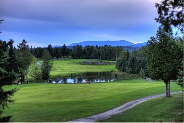 Club de golf Lac-Mégantic - Frontenac | Eastern Townships ...