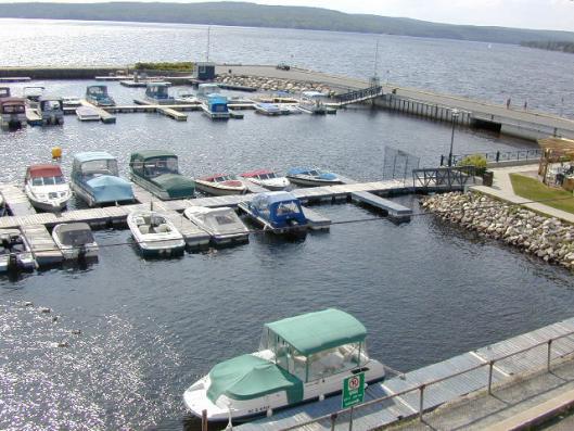 Marina de Lac-Mégantic - Lac-Mégantic | Eastern Townships ...