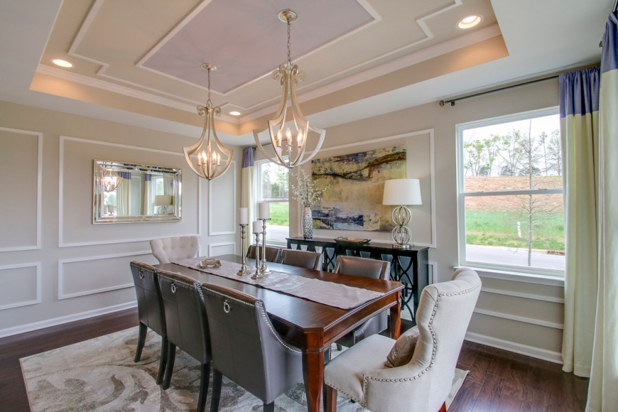 Painting an open concept space   Eastwood Homes We love open floorplans at Eastwood Homes  and we have completely embraced  this concept  But even though these desirable floorplans are so highly  sought