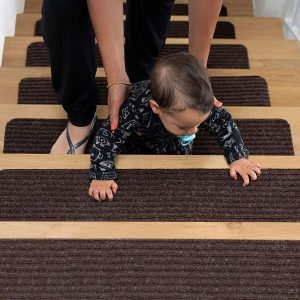 Top 10 Best Stair Treads In 2020 Reviews Buyer S Guide   Non Slip Carpet For Stairs   Trim   Laminate   Wood End Cap   Step   Rubberized