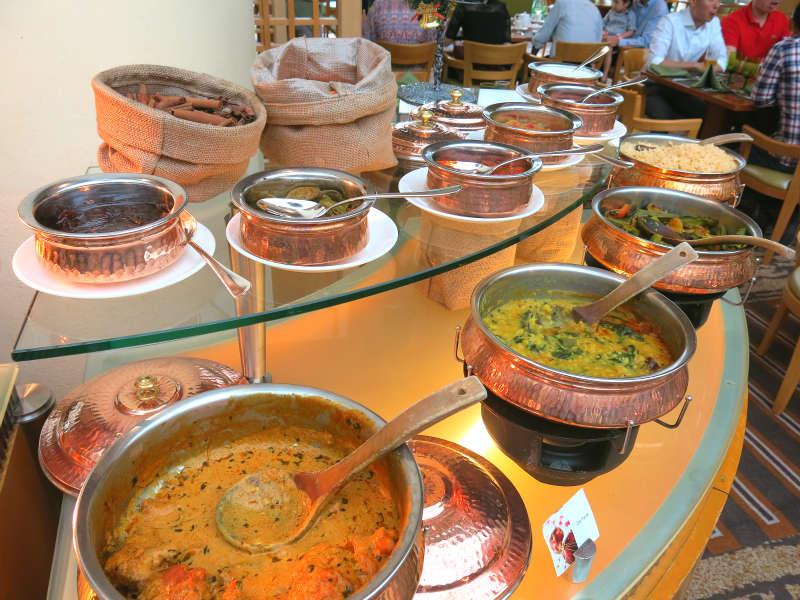 Lunch Buffet Near Me Indian