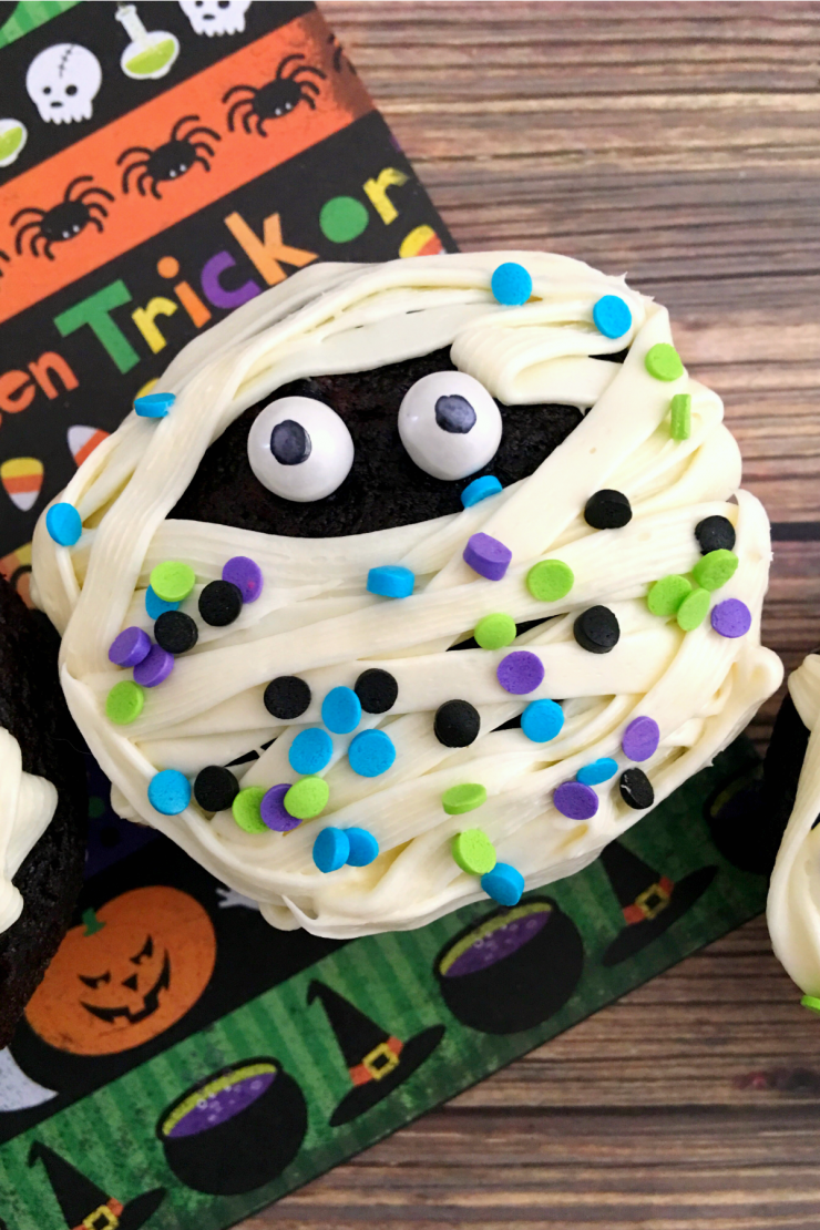 Easy Halloween Cupcakes Ideas 25 Easy Ideas To Try