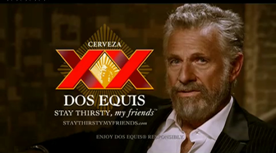 Dos Equis Commercial Quotes