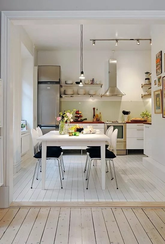 32 Brilliant Hacks to Make A Small Kitchen Look Bigger     Eatwell101 small kitchen design ideas