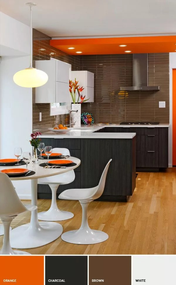 Best Small Kitchen Color Schemes Eatwell101