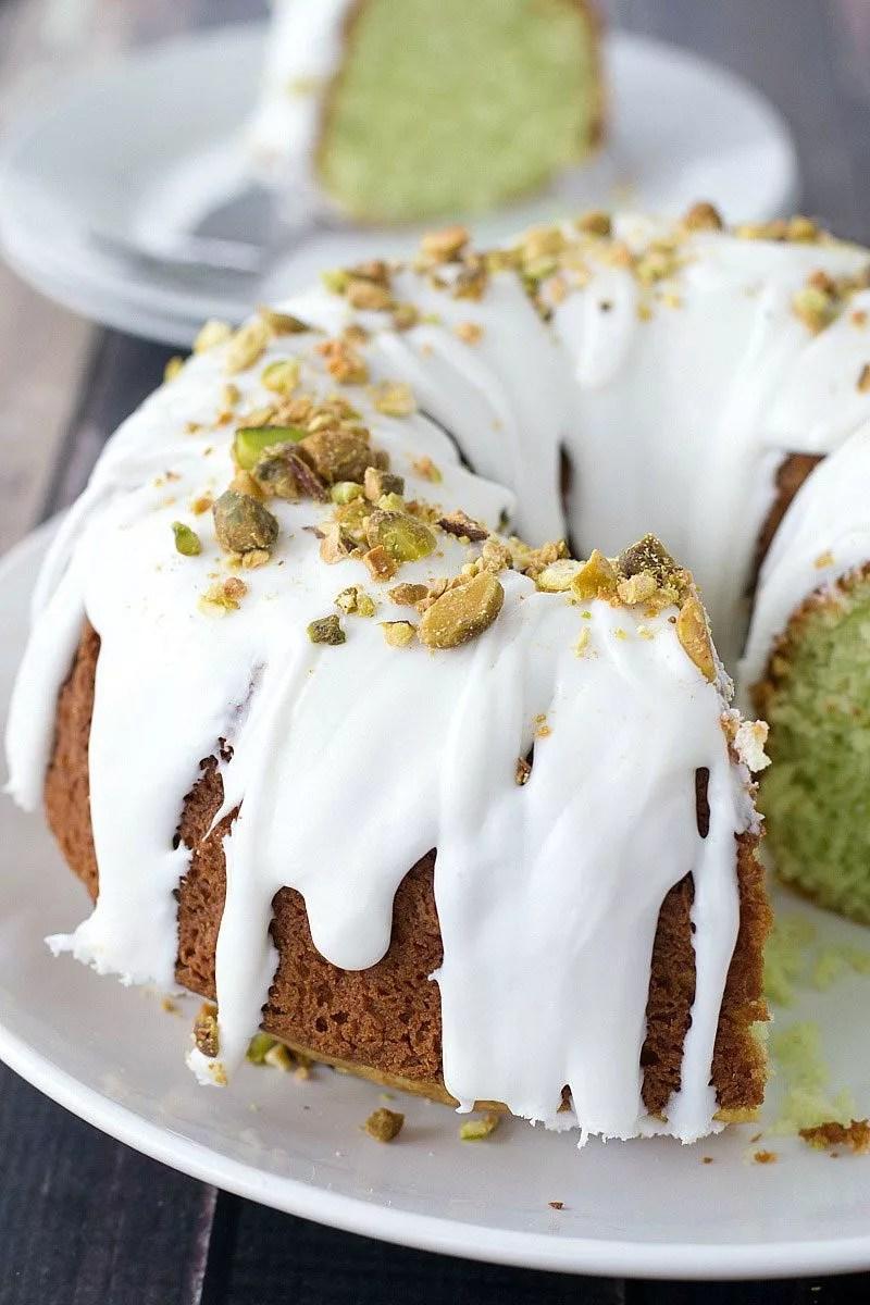 Pistachio Cake Recipes 11 Generous Treats For Coffee Time
