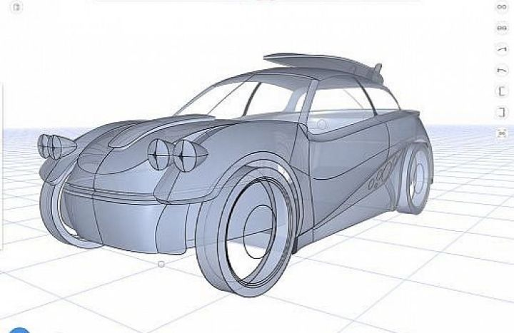New App Makes 3D Car Design Accessible to All   eBay Motors Blog Suppose you have an idea for the ultimate street rod and decide to enlist  master fabricator Chip Foose to produce it for you
