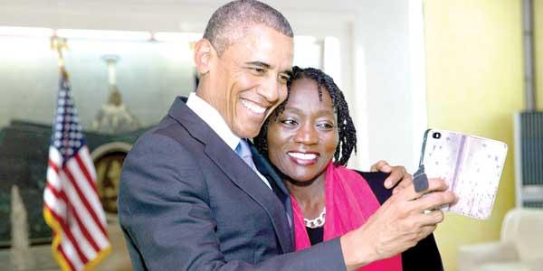 Barack Obama Visits Kenya In Support of Sister's ...