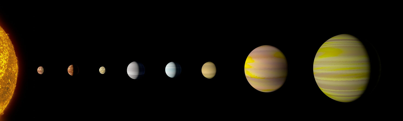 Google helps NASA find new solar system - Ebuyer Blog