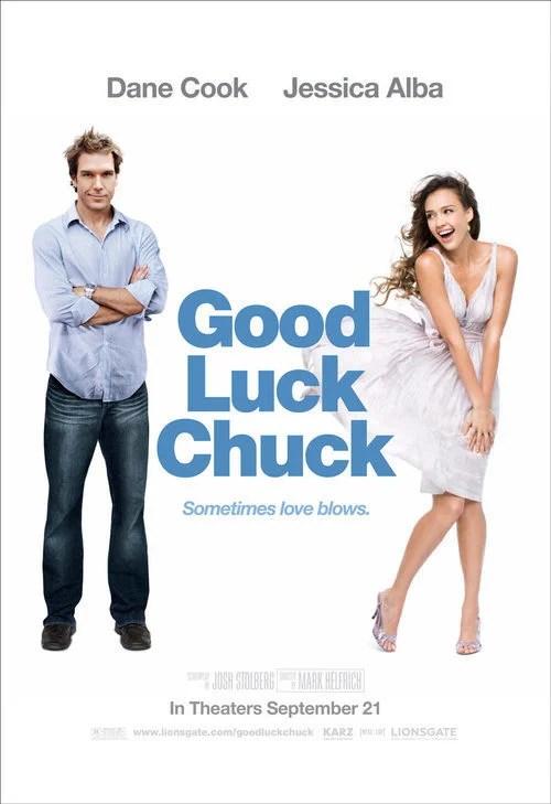 Chuck Good Trailer Luck