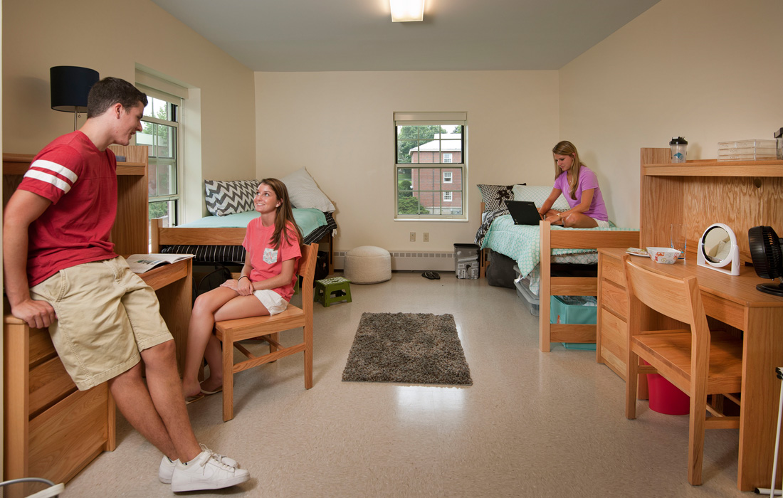 Dorms Community Living Learning University Vermont