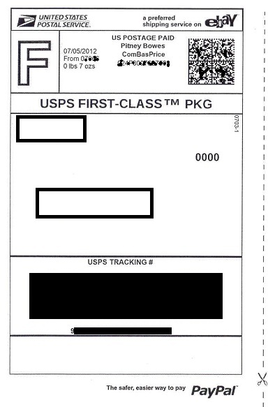 Usps Confirmation Tracking And