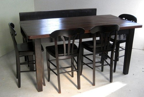 Pub Style Kitchen Table Ecustomfinishes
