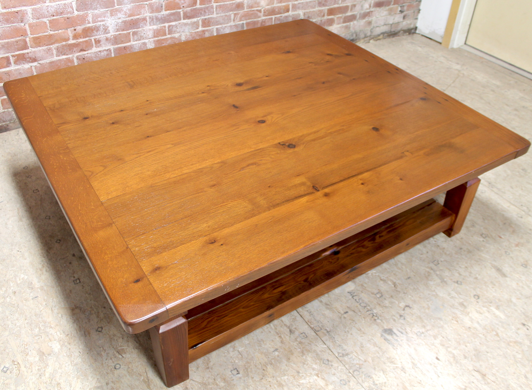 Low Coffee Table Wood