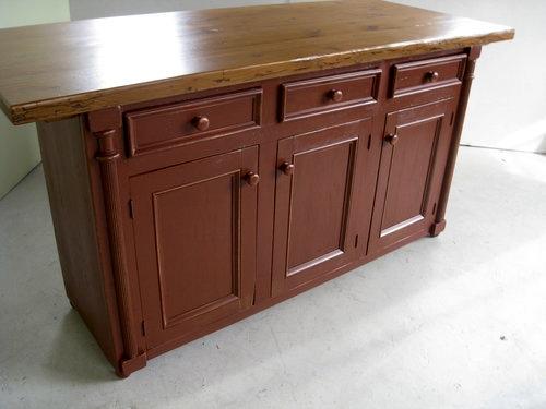 Coffee Wood Table Reclaimed
