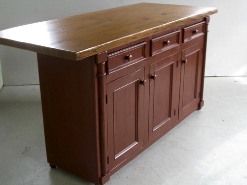Dressers Made Kitchen Islands