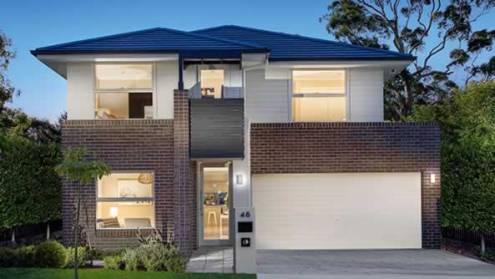 New Home Designs and House Plans  Sydney   Newcastle   Eden Brae Homes Aria