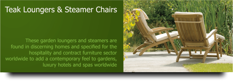 Garden Chairs And Loungers