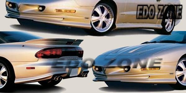 Firebird Pontiac 95 Kits Body