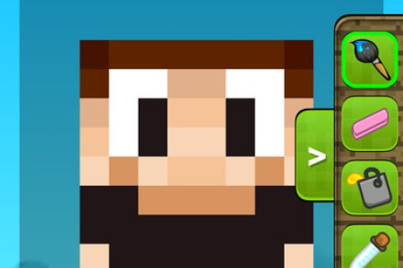 Minecraft Custom Paintings Minecraft Skins Electronic Wallpaper - Minecraft skins fur android