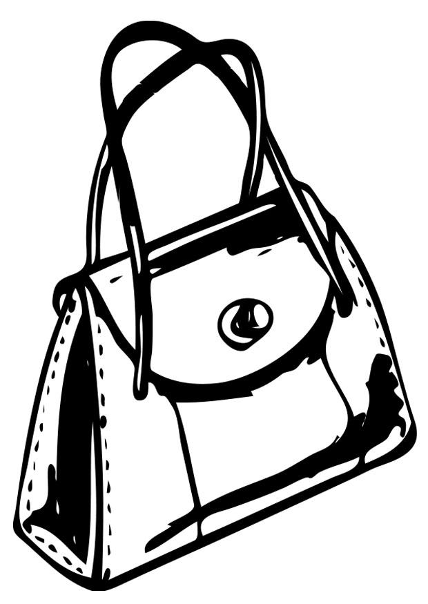 Dot And White Black Polka Handbags
