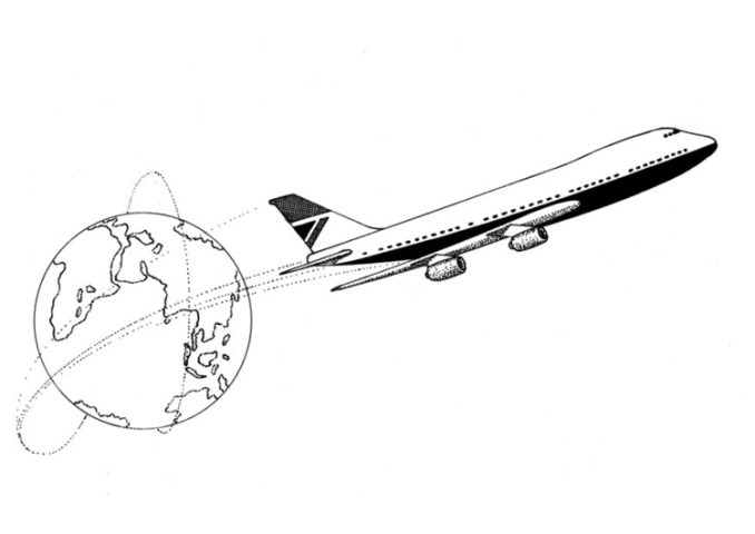 Coloring page airplane   img 9405  Coloring page airplane