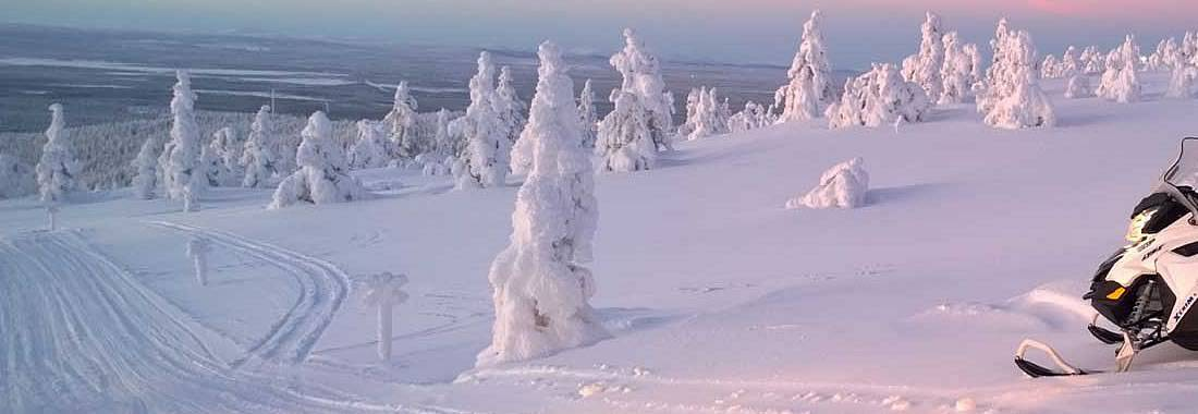 Snowmobile Tours Northwest Territories Canada Eh
