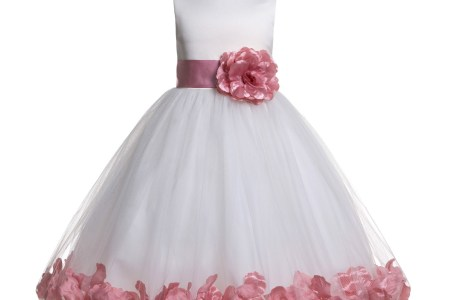 1a1a57ef6e9 dusty rose flower girl dresses - These flowers are very beautiful