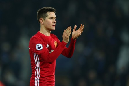 Ander Herrera - United's Captain Without The Armband - El Arte Del Futbol